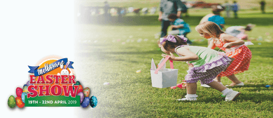 Melbourne's Biggest Easter Egg Hunt