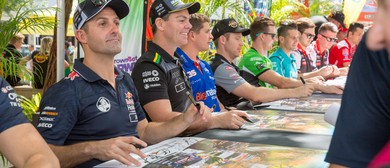 Supercars Drivers Signing