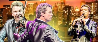 Strung Up & Blown Away – A Danny Elliott Variety Show