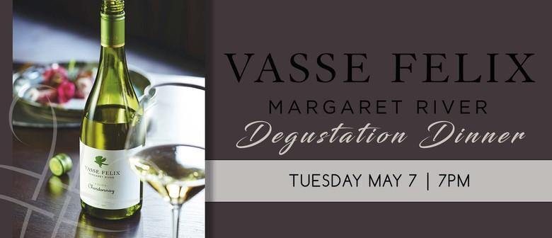 Vasse Felix Degustation Dinner