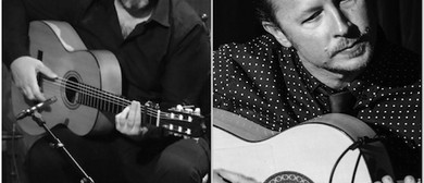 Guitarra Flamenca Feat. Paco Lara & Damian Wright