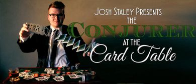 The Conjurer at the Card Table