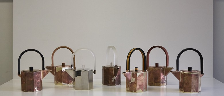 The Teapot Project: Hendrik Forster and Kenny Son