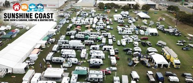 Sunshine Coast Home Show, Caravan, Camping & Boating Expo