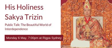 His Holiness Sakya Trizin Public Talk