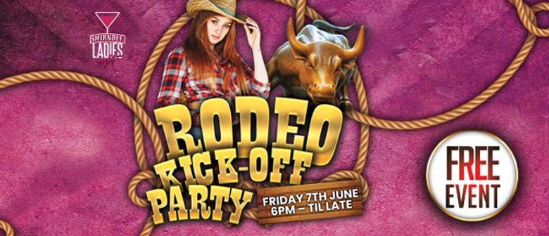 Rodeo Kick-Off Party