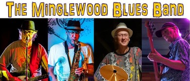 The Minglewood Blues Band – CBS Monthly Blues Jam