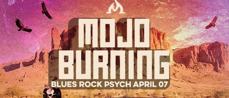 Creek – Mojo Burning Sideshow