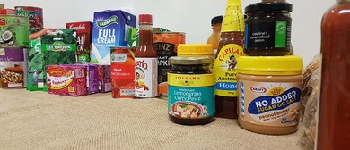 House of Welcome Food Drive