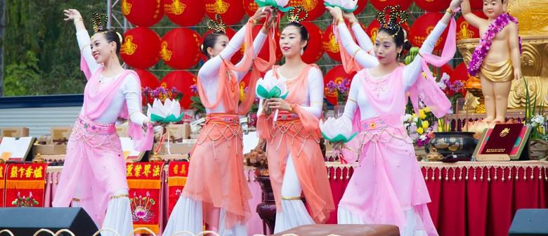 Buddha's Birthday Multicultural Festival 2019