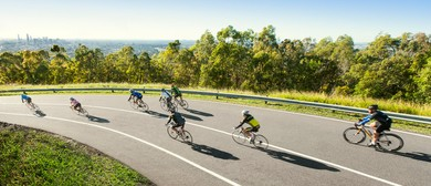 2019 Great Brisbane Bike Ride & Coot-Tha Challenge