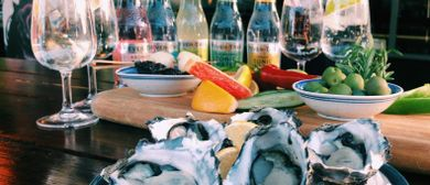 Wednesday Gin Flight Night Feat. Oysters and Saucy Sauces