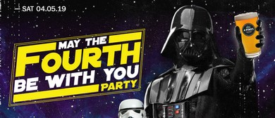 May the 4th Be With You – A Star Wars Party