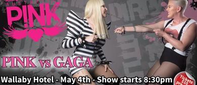 Raise Your Glass – Pink V Gaga Show