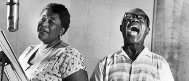 A Tribute to Ella Fitzgerald and Louis Armstrong