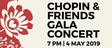 Chopin & Friends Gala Concert