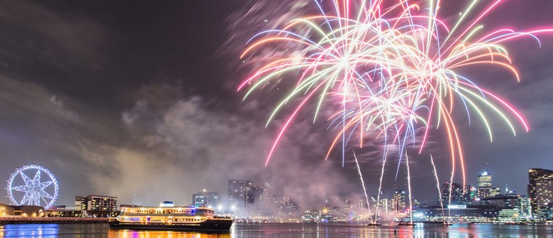 Fireworks Cruise – Docklands Firelight Festival