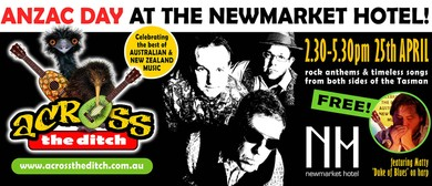ANZAC Day with Across The Ditch