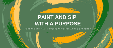 Paint & Sip With a Purpose