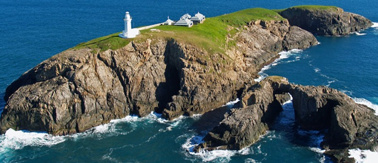 Abandonded Lighthouse Tour – South Solitary With Helicopter