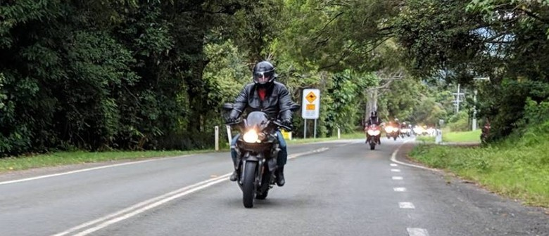 Perry Cross Charity Ride