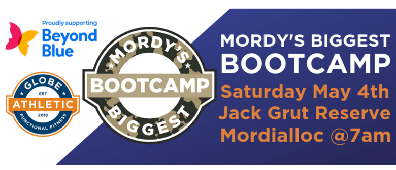 Mordy's Biggest Bootcamp