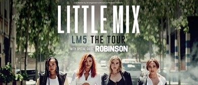 Little Mix – LM5 The Tour: CANCELLED