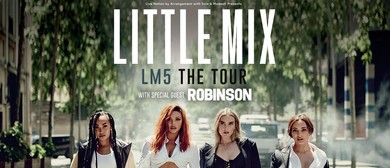 Little Mix – LM5 The Tour