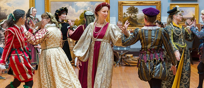 The European Courtier – Early Music and Dance