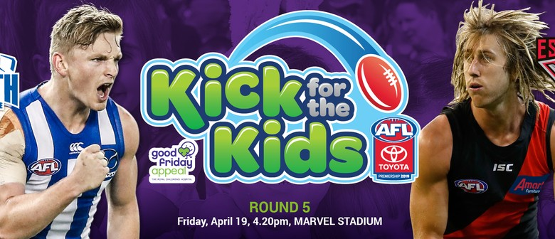 Kick for The Kids 2019
