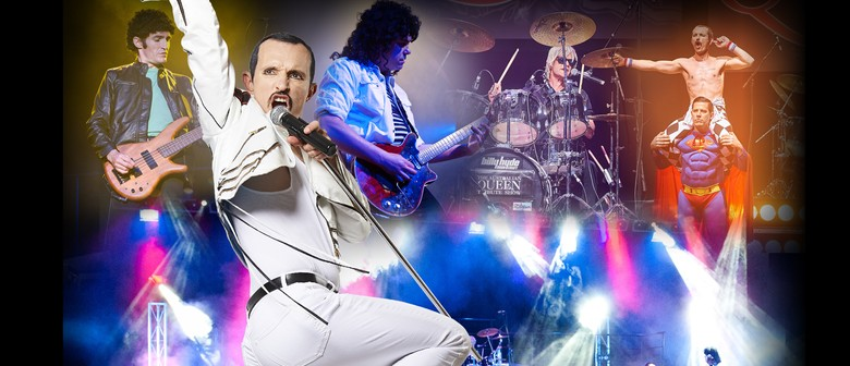Queen Forever – We Are the Champions Tour