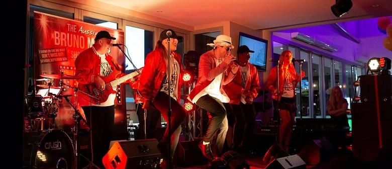 The Aussie Bruno Mars Showband