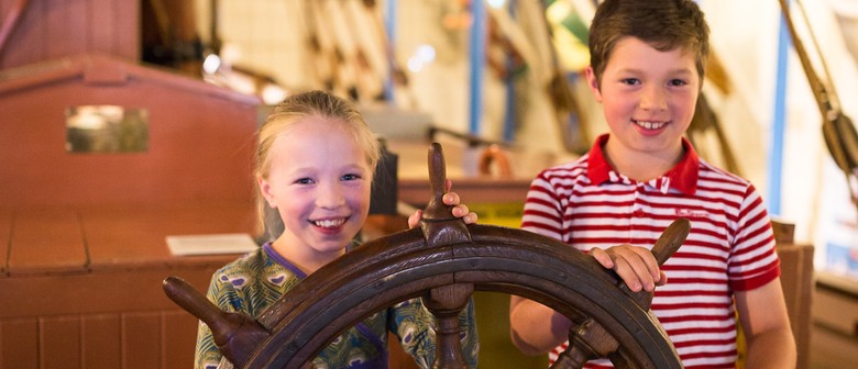 School Holidays At the Museum – Survivor