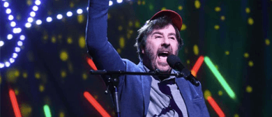 David O'Doherty – Ultrasound – Sydney Comedy Festival