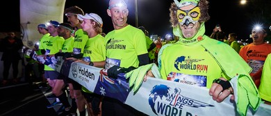 Wings for Life World Run – Brisbane Organised App Run