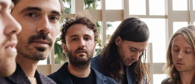 Local Natives – Splendour In The Grass Sideshow