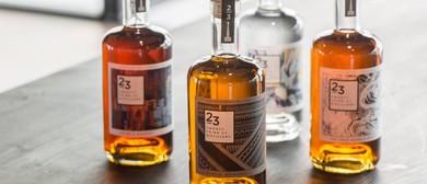 Gin Tasting Event – 23rd Street Distillery