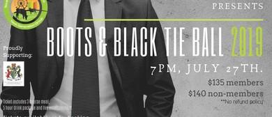 2019 SA Next Genertion Boots & Black Tie Ball