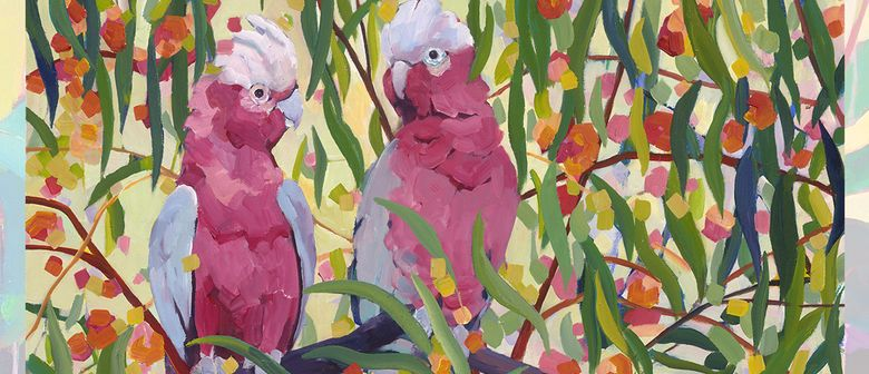 Painting Beautiful Birds with Mellissa Read-Devine