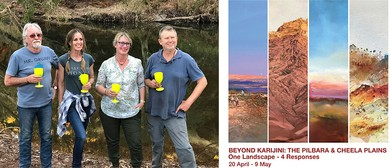 Beyond Karijini: The Pilbara and Cheela Plains