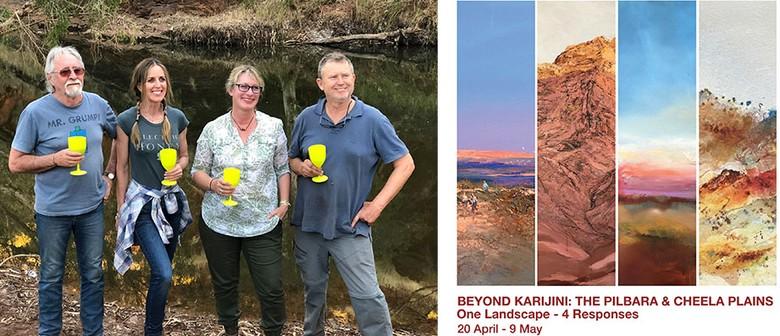 Beyond Karijini: The Pilbara and Cheela Plains