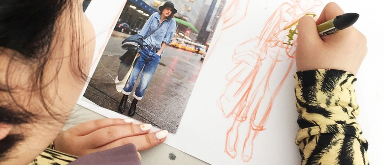 The Drawing Social – Drawing for Beginners