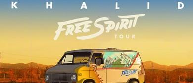 Khalid – Free Spirit Tour
