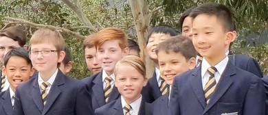 The National Boys Choir of Australia Auditions