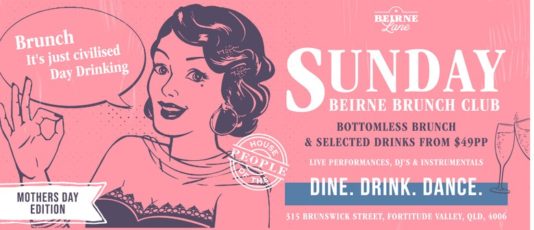 Mother's Day Bottomless Brunch