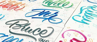 ArtLab: Calligraphy for Kids