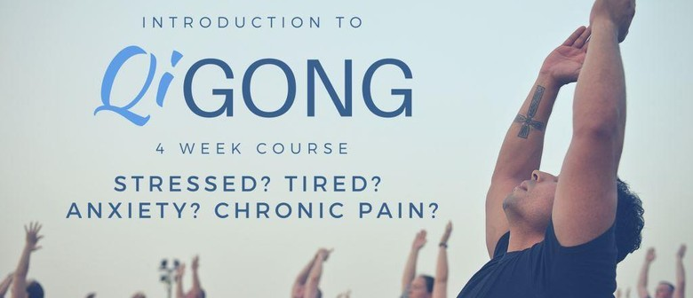 Introduction to QiGong – May Course