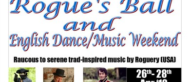 Roguery English Country Dance and Music Weekend