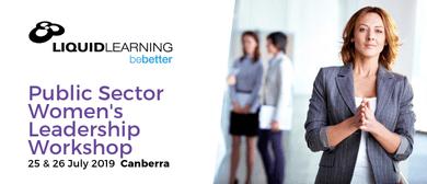 Public Sector Women's Leadership Workshop