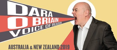 Dara Ó Briain – Voice of Reason Tour